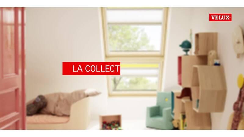 Connu Store VELUX - Les stores VELUX idéales pour votre fenêtre de toit  KH26