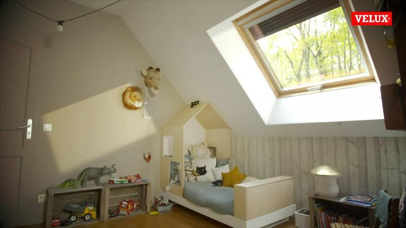 velux avec volet roulant affordable affordable fentre de. Black Bedroom Furniture Sets. Home Design Ideas