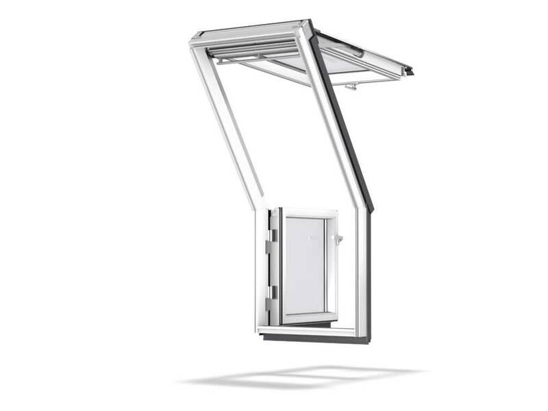 Dachflächenfenster maße  VELUX Dachbalkon (Dachloggia) | Raum für Wohnideen